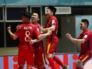 ĐT Futsal Việt Nam - Nga: Thử thách lớn trước số 3 thế giới