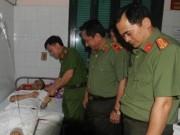 An ninh Xã hội - Trung úy công an trúng đạn vẫn quật ngã kẻ buôn ma tuý