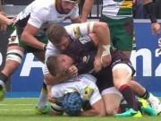 Thể thao - Rugby: Cấm thi đấu 1 năm vì 2 lần cắn đối thủ như Suarez