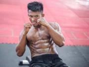 """Thể thao - """"Hoàng tử Muay Thái"""" tập điên cuồng chờ hạ nhà vô địch"""
