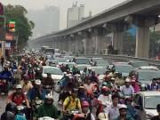 """Tin tức trong ngày - Cấm xe máy ngoại tỉnh vào Hà Nội: """"Không công bằng"""""""