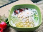Ẩm thực - Cách nấu chè Sơn Quy, đặc sản nức tiếng đất Gò Công