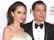 Phim - Angelina Jolie chính thức đệ đơn li dị Brad Pitt