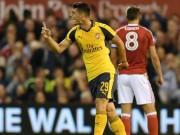 Bóng đá - Nottingham Forest - Arsenal: Dấu ấn tân binh
