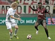 Bóng đá - Milan - Lazio: Khác biệt ở hiệu quả