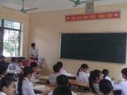 Giáo dục - du học - Thanh Hóa: Cắt điện chiếu sáng, quạt mát trường học vì thiếu kinh phí?