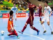 Thua đậm Nga, ĐT futsal VN không việc gì phải buồn