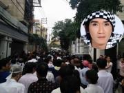 Ca nhạc - MTV - Hàng nghìn người xuống đường tiễn biệt Minh Thuận