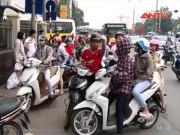 Video An ninh - Cấm xe máy ngoại tỉnh vào HN: Mới chỉ xin ý kiến