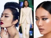 Học lỏm bí kíp làm đẹp từ người mẫu Next Top