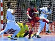 Cậu út  Futsal ngồi mâm trên