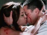 Video: Cận cảnh những pha tình tứ của cặp Jolie - Pitt