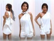 """Thời trang - """"Biến"""" 1 áo sơ mi thành 15 chiếc váy sành điệu"""