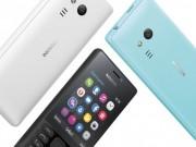 Dế sắp ra lò - Điện thoại giá rẻ Nokia 216 chính thức ra mắt