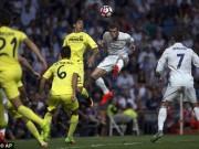 Bóng đá - Real Madrid – Villarreal: Chặn đứng kỉ lục