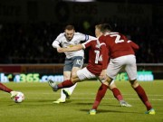 Bóng đá - Chi tiết Northampton – MU: Thế trận nhàn nhã (KT)