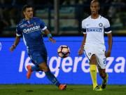 """Bóng đá - Empoli - Inter: Cú đúp """"siêu tốc"""""""