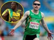 Usain Bolt Paralympic kém kỷ lục 100m có 1 tích tắc