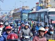 Tin tức trong ngày - Nếu bị cấm xe máy, bạn sẽ chọn phương tiện nào?
