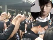 Phim - Nghìn fan bật khóc tại đám tang của bạn diễn Lưu Diệc Phi