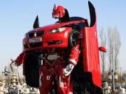 """Tư vấn - Tận mắt ô tô """"hô biến"""" thành robot trong tích tắc"""