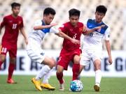 Bóng đá - U16 Kyrgyzstan run sợ trước đội mạnh U16 Việt Nam