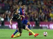 Bóng đá - Đạp chảy máu chân đối thủ, Suarez quyết không xin lỗi