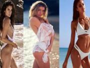 Thời trang - Bỏng mắt với đường cong của dàn siêu mẫu Victoria's Secret