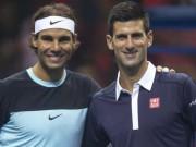 Thể thao - Gây quỹ từ thiện ở Ý, Djokovic lại thắng Nadal