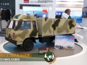 Thế giới - Trung Quốc bán siêu pháo laser gắn trên xe tải