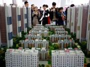 Tài chính - Bất động sản - Bong bóng bất động sản Trung Quốc có nguy cơ vỡ tung