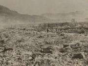 Thế giới - Ảnh hiếm:12 tiếng sau khi Mỹ ném bom nguyên tử Nagasaki
