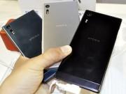 Dế sắp ra lò - Sony Xperia XZ trình làng: Điểm nhấn ở bộ đôi camera
