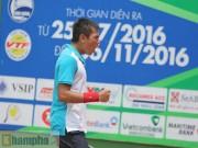 Thể thao - Thua Hoàng Nam, đối thủ phát cáu với khán giả