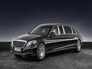 Tư vấn - Mercedes-Maybach S600 Pullman Guard - Chiếc limousine chống đạn siêu sang