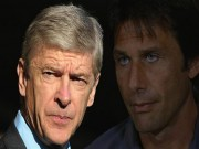 Bóng đá - Arsenal - Chelsea, Wenger đấu Conte: Cương nhu đối đầu