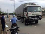 Tin tức trong ngày - Chết thảm dưới bánh xe tải khi chở vợ sắp cưới đi làm