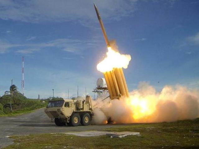 Mỹ nhất quyết triển khai tên lửa THAAD tới Hàn Quốc