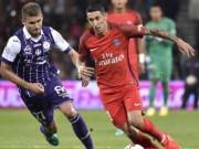 Bóng đá - Toulouse - PSG: Quật ngã gã khổng lồ