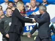 Bóng đá - Wenger đấu 12 đời HLV Chelsea: Trở lại với thời cuộc