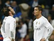 Bóng đá - Mâu thuẫn Ronaldo ở Real, Bale muốn gia nhập MU