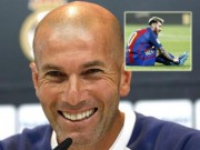 """Bóng đá - Zidane hả hê: """"Barca sẽ tệ hơn khi không có Messi"""""""