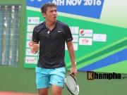 Thể thao - Thắng VĐV Trung Quốc, Hoàng Nam vào chung kết F5 Futures