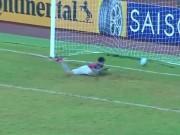 """Bóng đá - U16 châu Á: Thủ môn Triều Tiên lọt lưới như """"bán độ"""""""