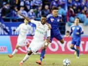 Bóng đá - Than Quảng Ninh - HN.T&T: Tưng bừng 8 bàn thắng