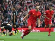 Bóng đá - Chi tiết Liverpool - Hull City: Phá nát hàng thủ (KT)