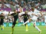 Bóng đá - Swansea - Man City: Sàn diễn của Aguero