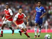 Bóng đá - Chi tiết Arsenal - Chelsea: Thành quả ngọt ngào (KT)