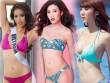 Hình thể bikini đẹp xuất sắc của 22 chân dài Vbiz