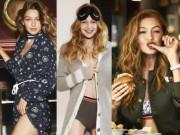 Gigi Hadid tiết lộ bí kíp giảm cân thần tốc